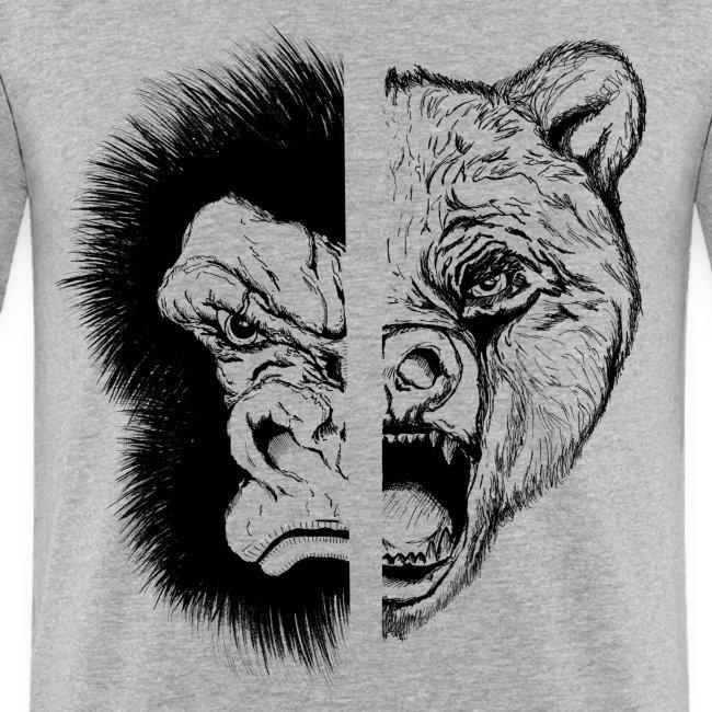 Gorilla Vs. Bear