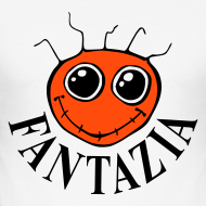 Design ~ Fantazia Red Smiley Face T-shirt