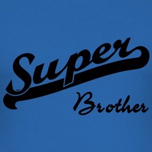 super brother Tee shirts - Tee shirt près du corps Homme