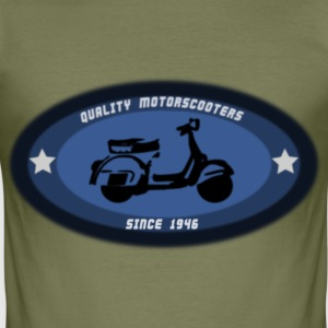 Quality since 1946 T-Shirts - Männer Slim Fit T-Shirt