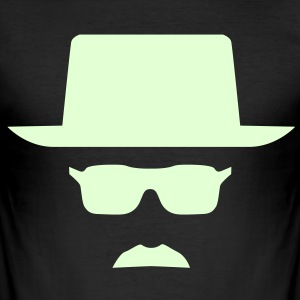 Heisenberg Glow in the Dark - slim fit T-shirt