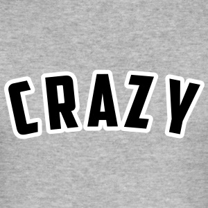 Crazy T-Shirts - Männer Slim Fit T-Shirt