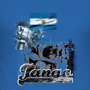 Tango Argentino | Tanzshirts  - Men's Slim Fit T-Shirt