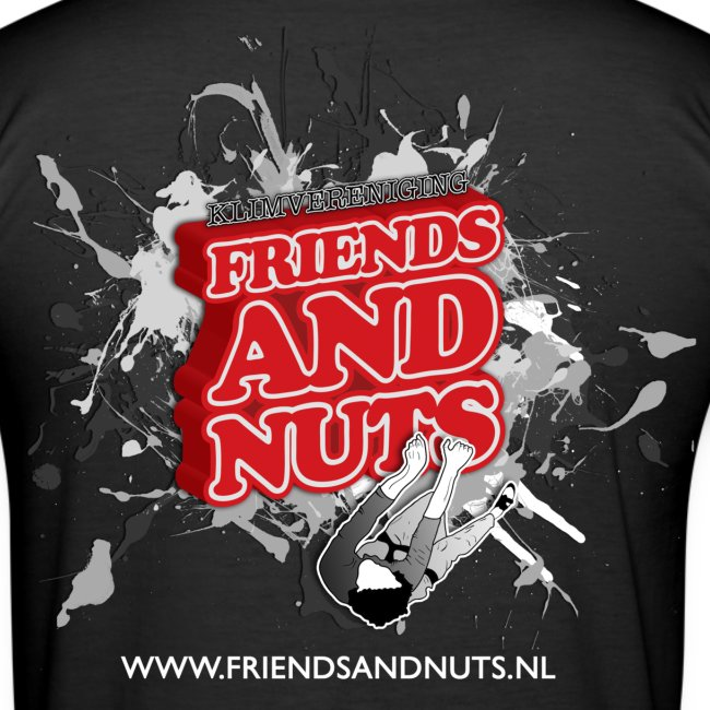 Friends and Nuts Logo Shirt (Men)