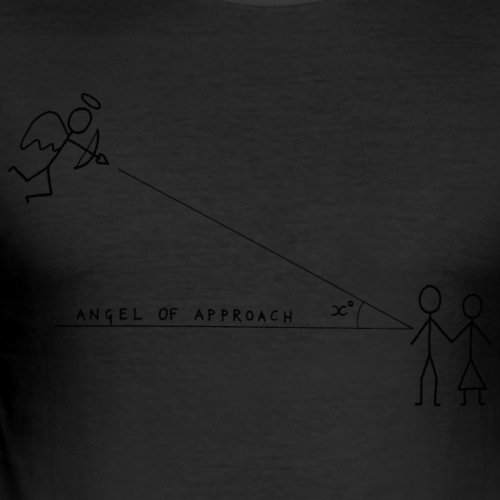 Angle of Approach (Black)