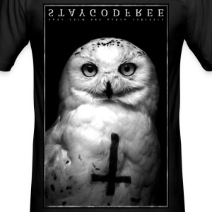OWL T-Shirts - Men's Slim Fit T-Shirt