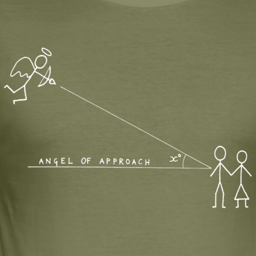 Angle of Approach (White)