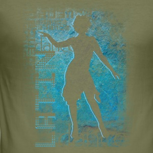 latin dance | Tanzshirts  T-Shirts - Slim Fit T-shirt herr