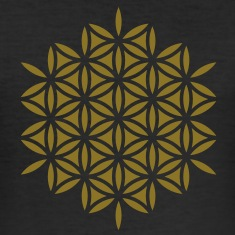 Flower of life, ss T-Shirts