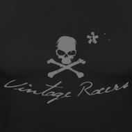 Motif ~ Classic Motorcycle T-shirt Black