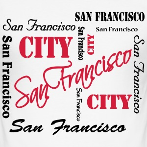 San Francisco T-Shirts - Männer Slim Fit T-Shirt