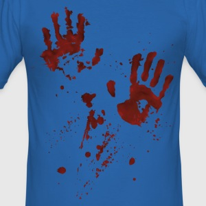 bloodyhands T-Shirts - Men's Slim Fit T-Shirt