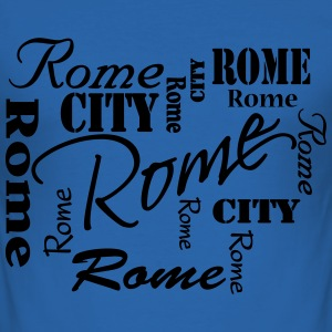 Rome T-Shirts - Männer Slim Fit T-Shirt