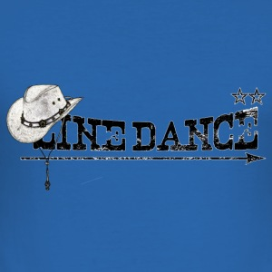 linedance T-Shirts - Herre Slim Fit T-Shirt