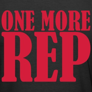 One More Rep Camisetas - Camiseta ajustada hombre
