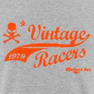 Motif ~ Motorcycles T-Shirt Orange