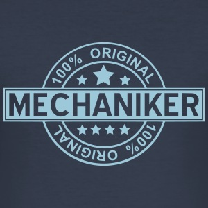mechaniker - Männer Slim Fit T-Shirt