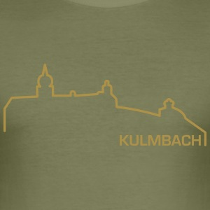 Kulmbach T-Shirts - Männer Slim Fit T-Shirt