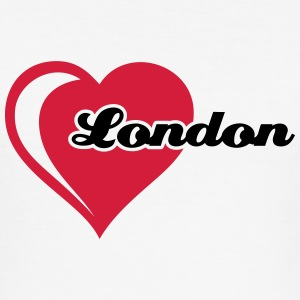 Heart of London T-Shirts - Men's Slim Fit T-Shirt