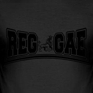 reggae T-Shirts - Men's Slim Fit T-Shirt