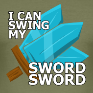 Design ~ I Can Swing My SWORD SWORD