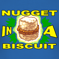 Design ~ NUGGET IN A BISCUIT!