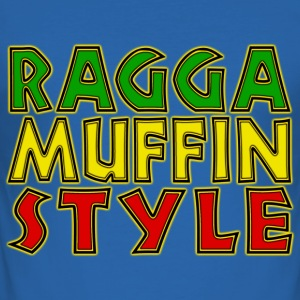 ragga muffin style T-Shirts - Men's Slim Fit T-Shirt