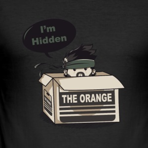 Im Hidden - Herre Slim Fit T-Shirt
