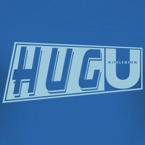 hug u_vec_1 en T-Shirts - Men's Slim Fit T-Shirt