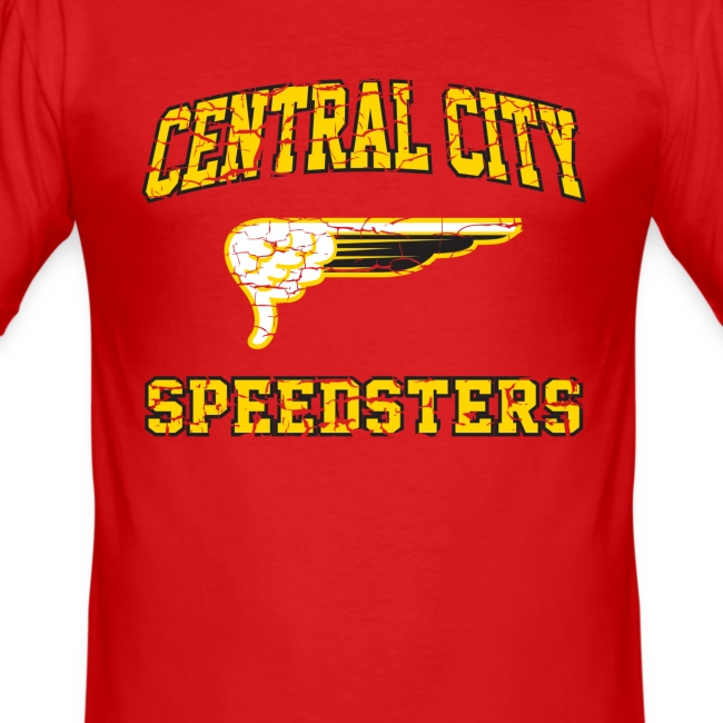 Central City Speedsters - Inspired by The Flash
