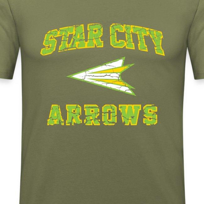 Star City Arrows - Inspired by Green Arrow