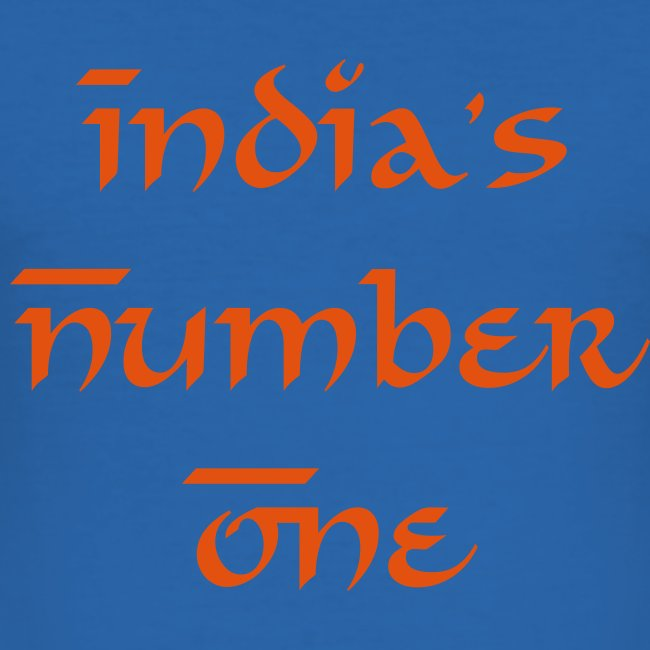 India's Number One Slim-fit T-Shirt