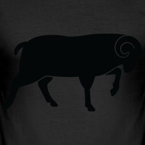Sheep (dd)++2013 T-Shirts - Men's Slim Fit T-Shirt