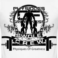 Design ~ Swole Crew Black SHIRT