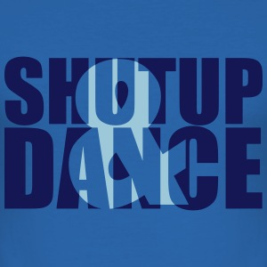 shut up and dance :-: - Slim Fit T-shirt herr