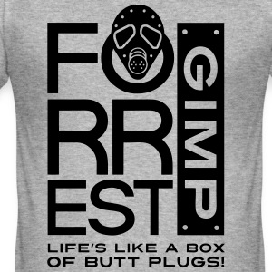 forestgimp T-Shirts - Men's Slim Fit T-Shirt