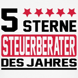 steuerberater T-Shirts - Männer Slim Fit T-Shirt
