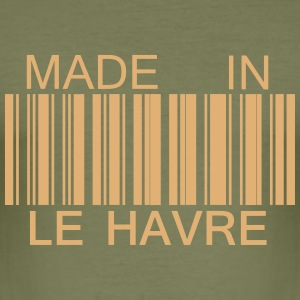 T shirt Made in le Havre - Tee shirt près du corps Homme