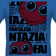 Design ~ Fantazia Smiley Crew newspaper print