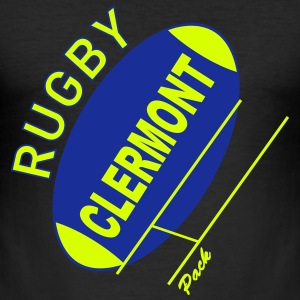Rugby Clermont Tee shirts - Tee shirt près du corps Homme