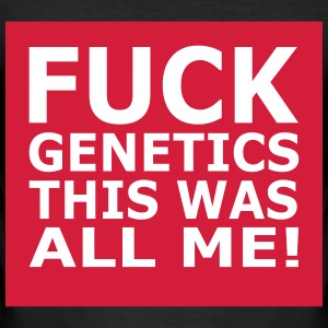 Fuck Genetics 2 Farbig T-shirts - slim fit T-shirt