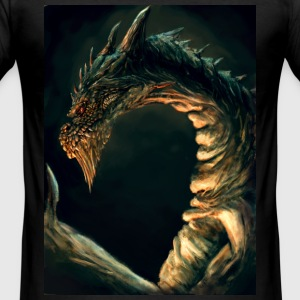 cave dragon - Männer Slim Fit T-Shirt
