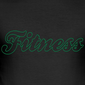 fitness Tee shirts - Tee shirt près du corps Homme