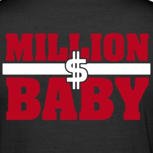 Milliondollarbaby Tee shirts - Tee shirt près du corps Homme