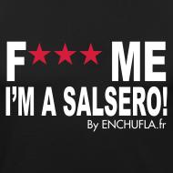 Motif ~ Fuck me, I'm a salsero.