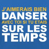 Motif ~ Danser sur les temps.