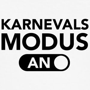 Karnevals Modus (An) T-Shirts - Männer Slim Fit T-Shirt