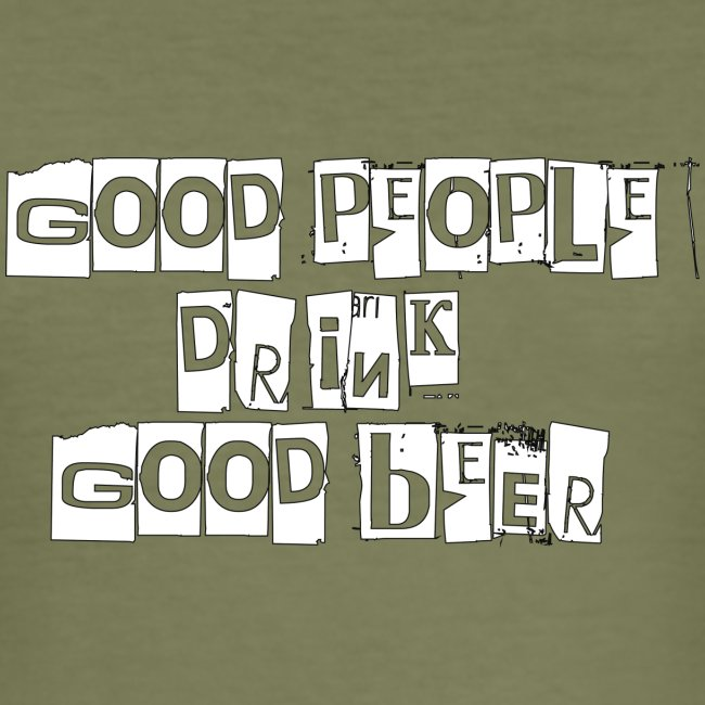 Good People - slim fit