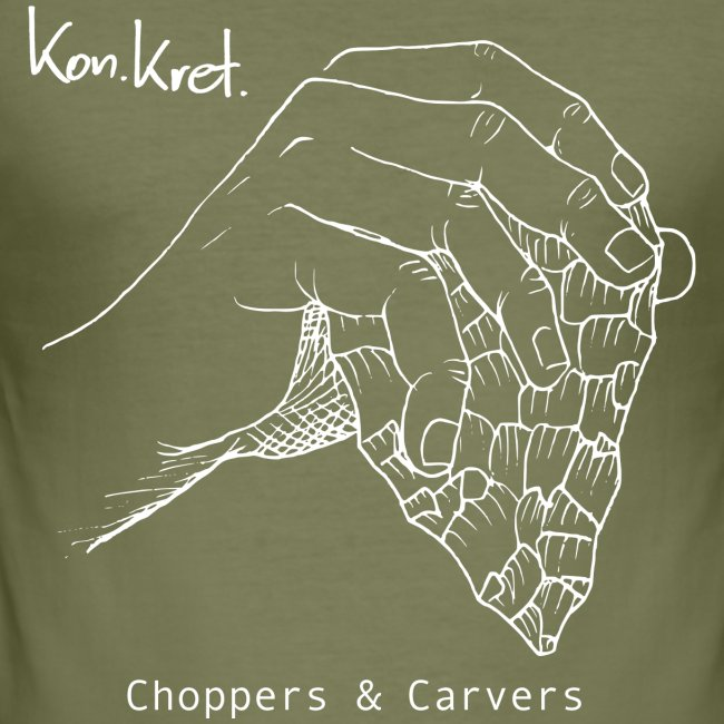 """Shirt """"Choppers & Carvers"""""""