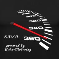 Motiv ~ Turbo Tacho Extrem Tuning weißes Design